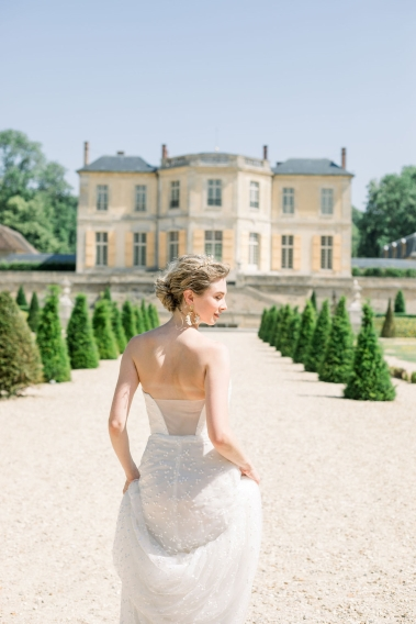 Wedding at Château de Villette Paris