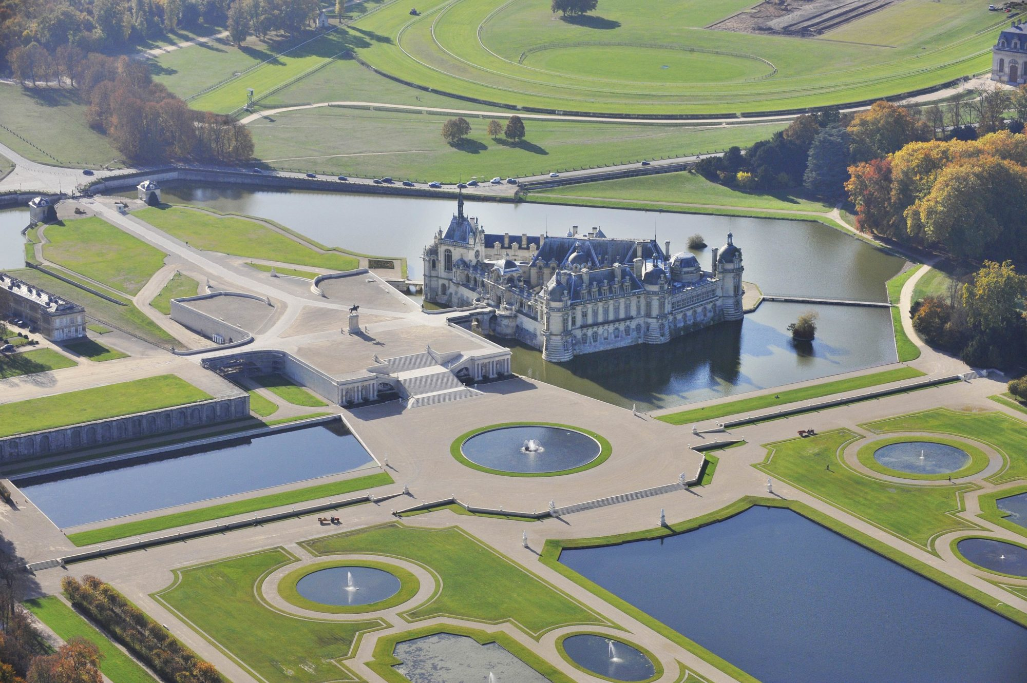 Château-de-chantilly-wedding-planner